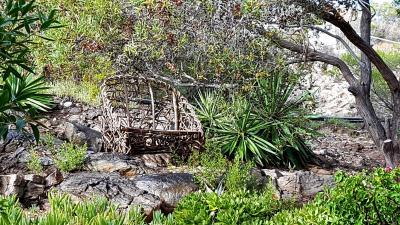 Garden Bench-H900
